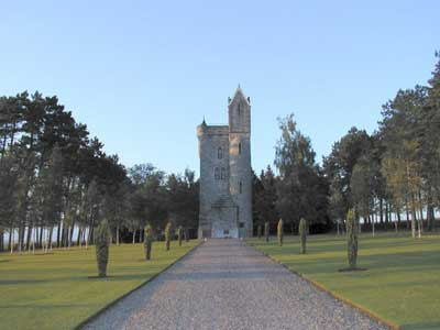 Ulster-tower-somme-battlefield
